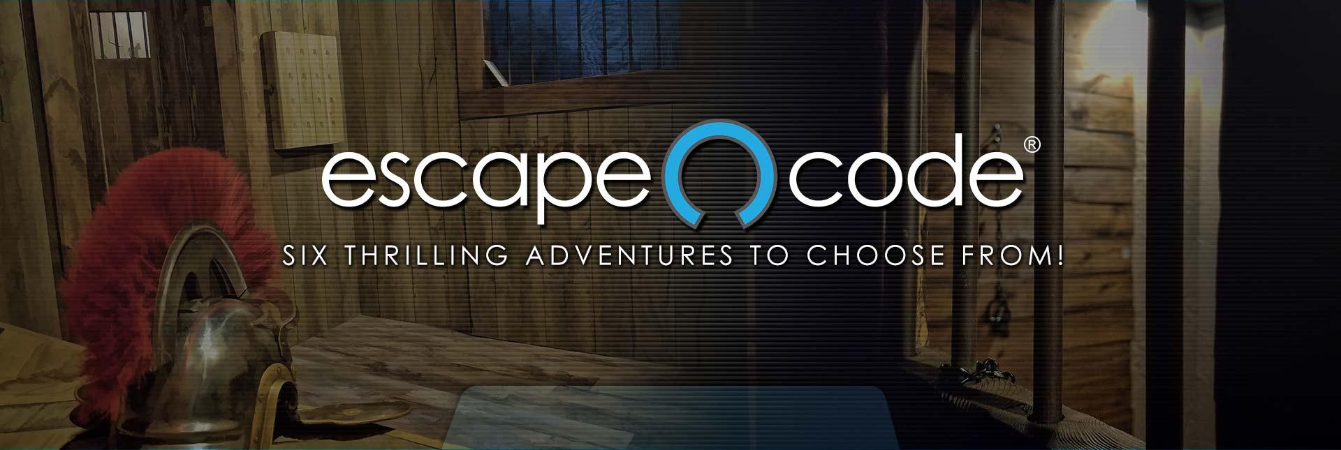 Escape Code | Branson Missouri