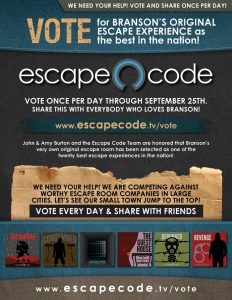 We can win this thing! Just 10 seconds to click & share every day…