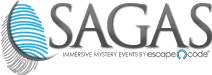 Sagas: Mystery Events by Escape Code