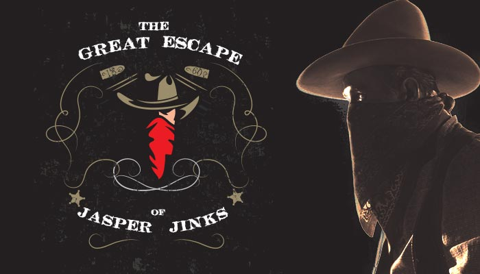 The Great Escape of Jasper Jinks