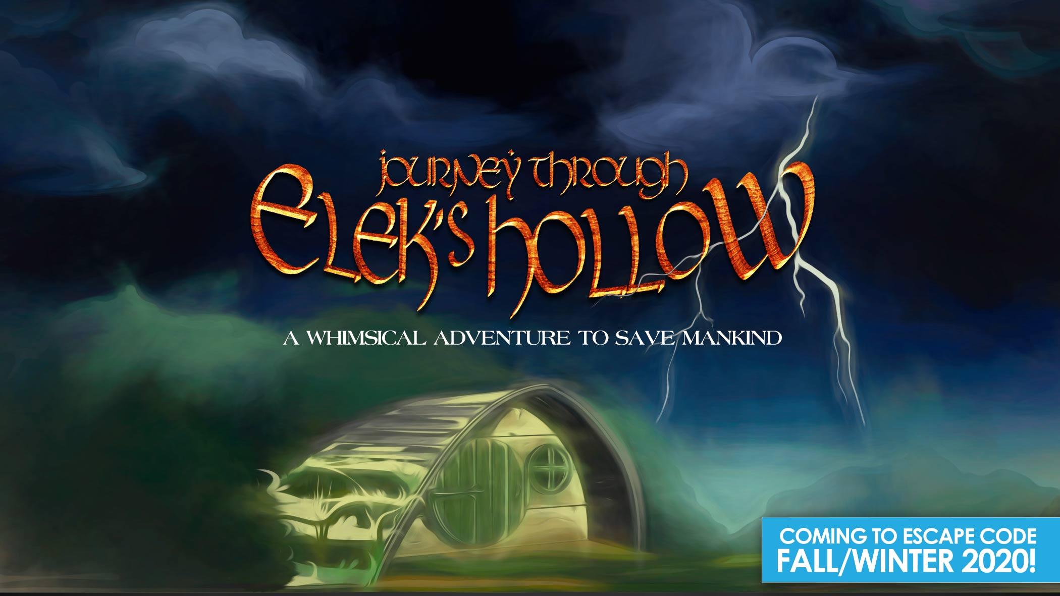 Elek's Hollow at Escape Code