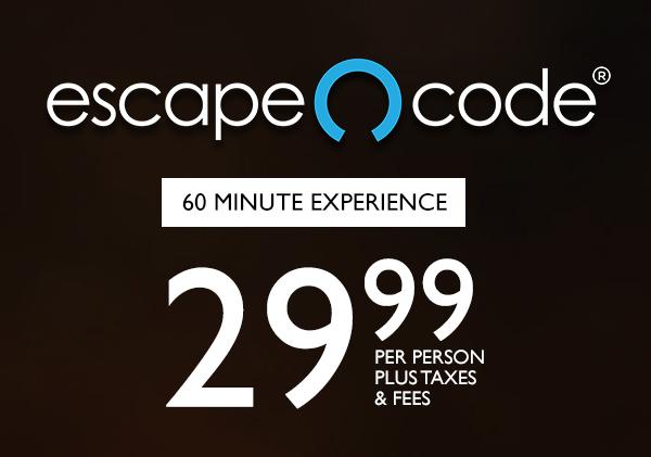 Escape Code Pricing