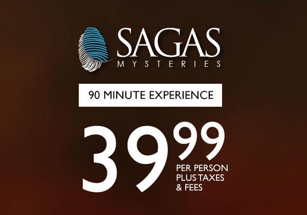 Sagas Pricing