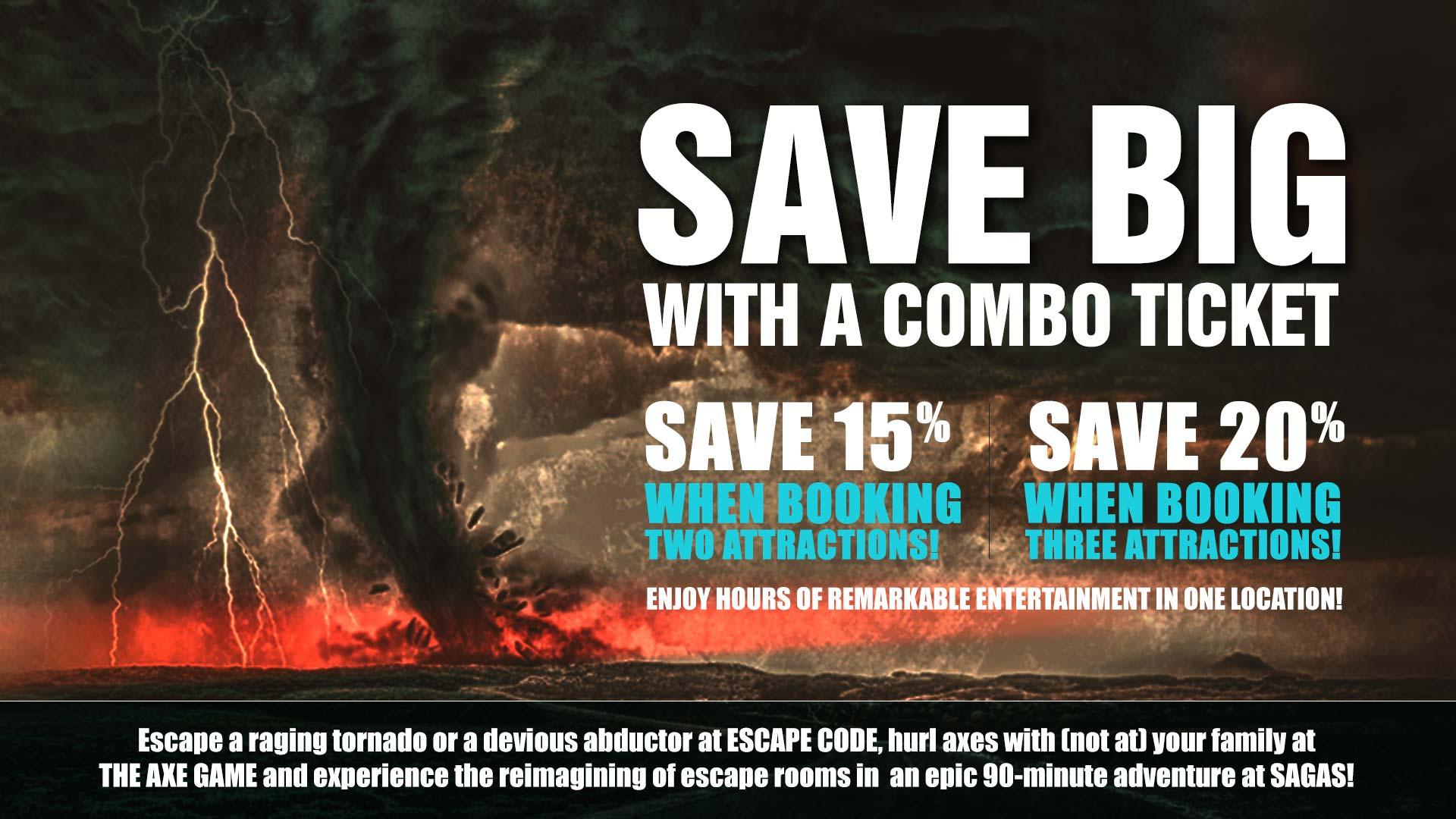 Escape Code Combo